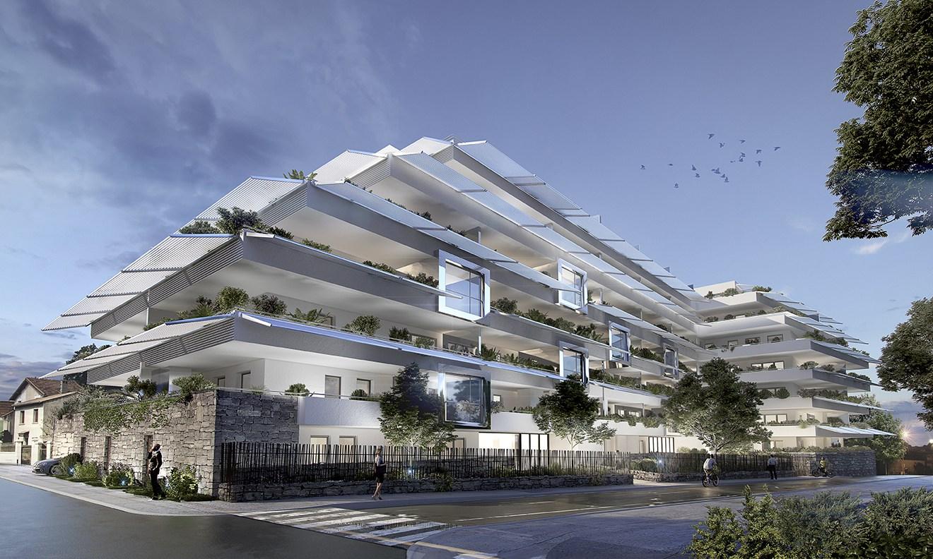 AMAYA Nouvelle résidence Emeris - Groupe Hugar