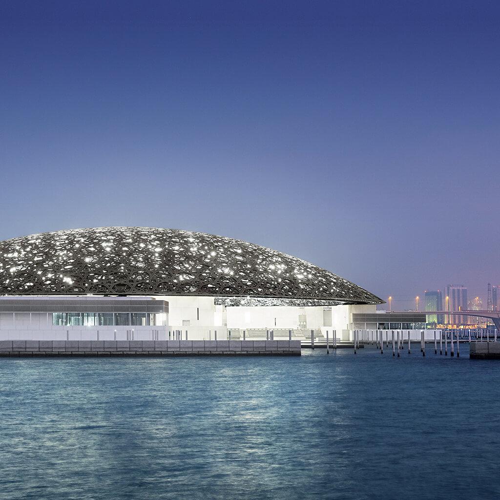 Ateliers Jean Nouvel - Groupe Hugar - Louvre Abu Dhabi